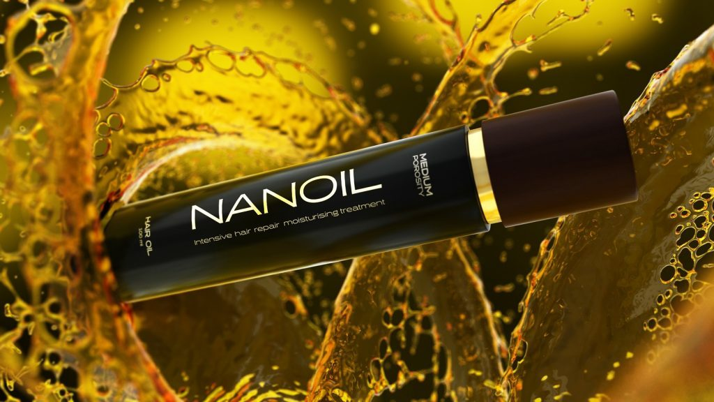 effekter og egenskapene til Nanoil hår olje